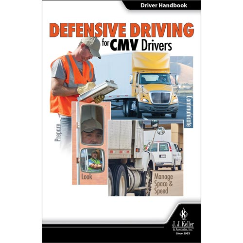 Defensive Driving for CMV Drivers - Driver Handbook (014039)