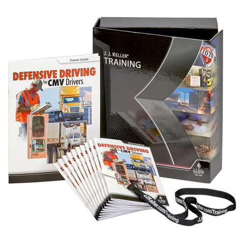 Defensive Driving for CMV Drivers - DVD Training (014065)