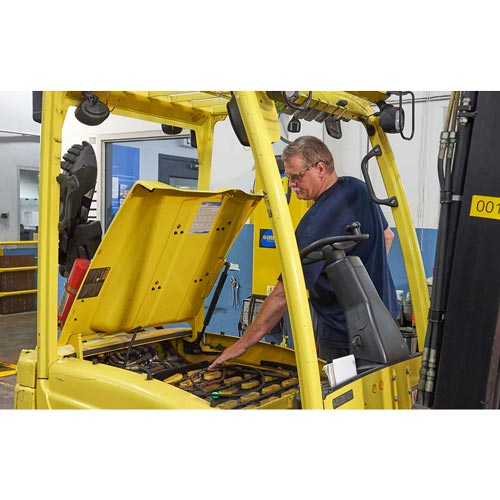 Forklift Training: Maintaining Your Forklift - Online Course (014098)