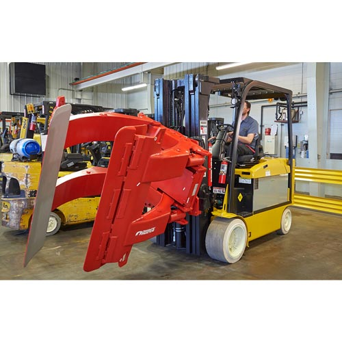 Forklift Training: Specialized Units & Attachments - Online Course (014101)