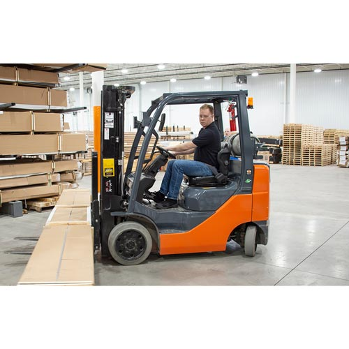 Forklift Training: Operating Procedures - Online Course (014097)