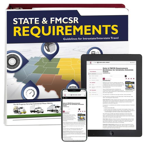 State & FMCSR Requirements Guide (00026)