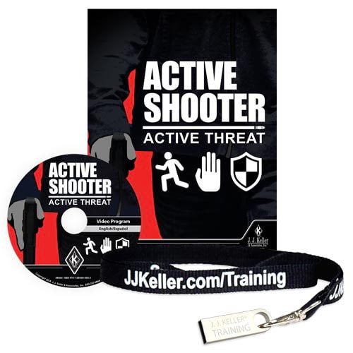 Active Shooter/Active Threat - DVD Training (014357)