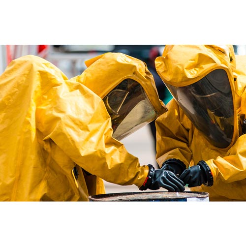 HAZWOPER: 40-Hour Initial Training: General Waste Site Workers Curriculum