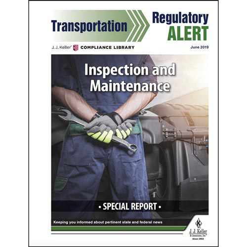 Transportation Regulatory Alert (010326)