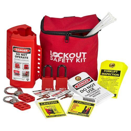 Forklift Lockout/Tagout Kit (014556)