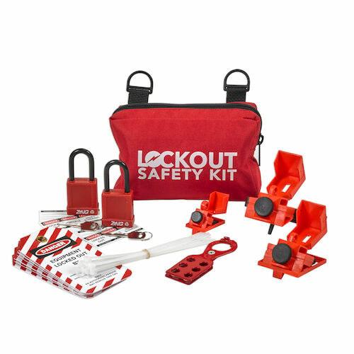 Circuit Breaker Lockout/Tagout Kit (014557)