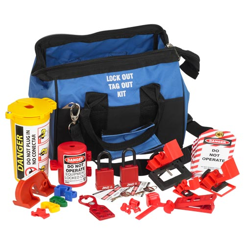 Electrical Lockout/Tagout Kit (014558)