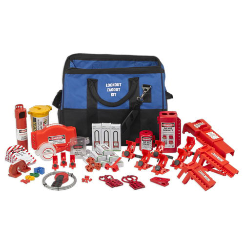 Maintenance Department Lockout/Tagout Kit (014560)