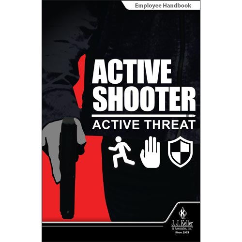 Active Shooter/Active Threat - Employee Handbook (014547)