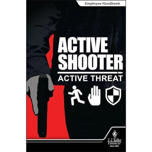 Active Shooter/Active Threat - Employee Handbook (014547)