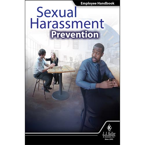 Sexual Harassment Prevention - Employee Handbook (014548)