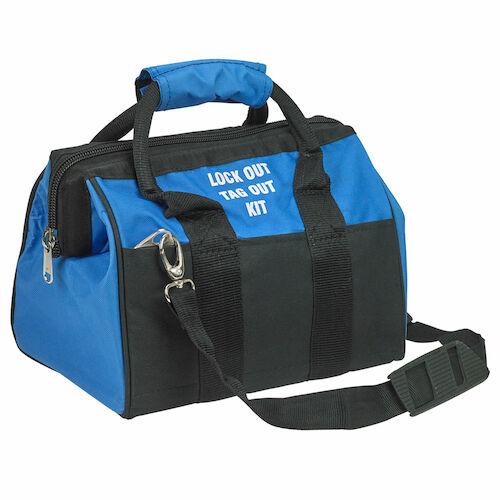 Nylon Medium Lockout/Tagout Bag (014567)