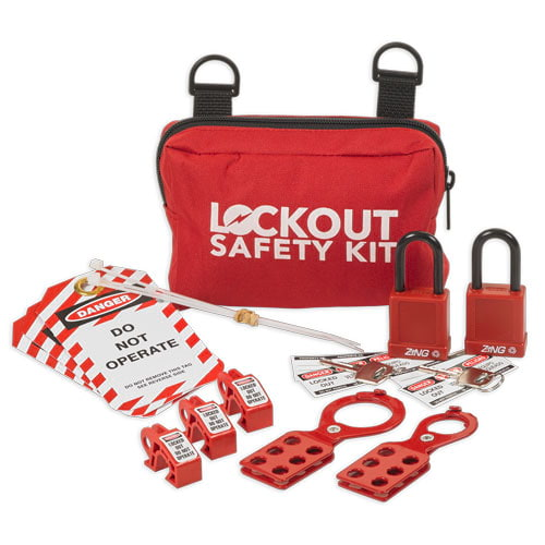 General Purpose Small Lockout/Tagout Kit (014572)