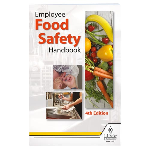 Employee Food Safety Handbook - 4th Edition (00145)