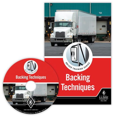 Backing Techniques: Driver Training Series - DVD Training (014879)
