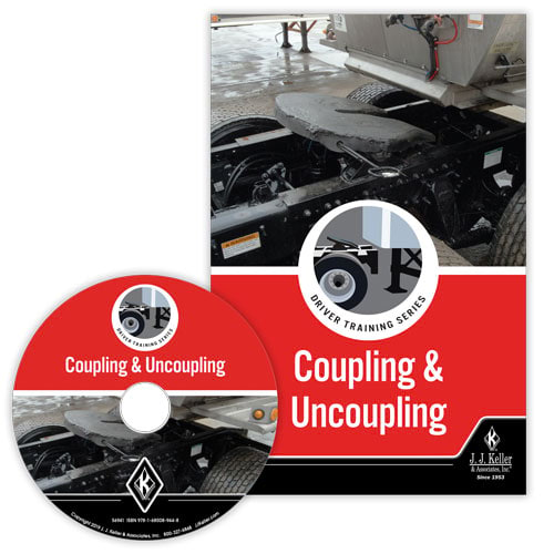 Coupling & Uncoupling: Driver Training Series - DVD Training (014793)
