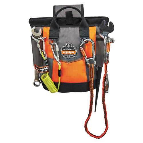 Premium Topped Tool Pouch with Hinge (014804)