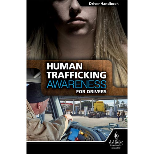 Human Trafficking Awareness for Drivers - Driver Handbook (014874)