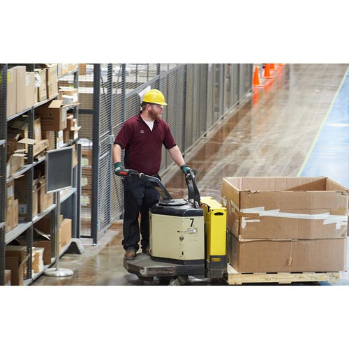 Motorized Pallet Jacks: Safe Operation Review - Streaming Video Training Program (014900)