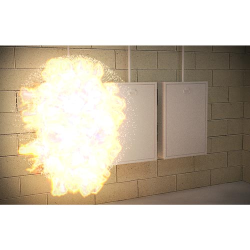 Arc Flash/Arc Blast