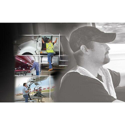 Injury Prevention Around Tankers - Streaming Video Training Program (014909)