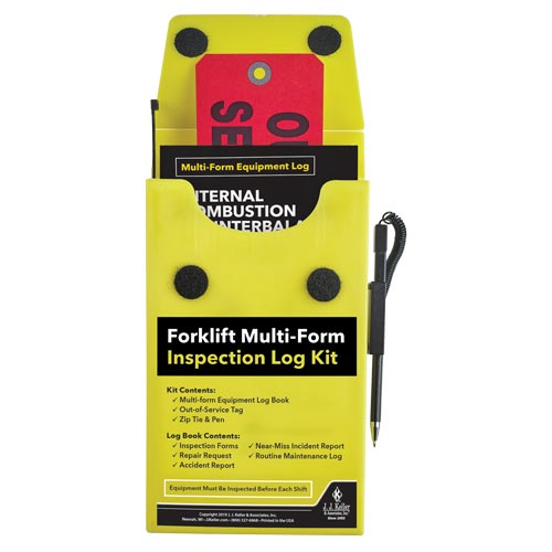 Internal Combustion Counterbalance Multiform Forklift Inspection Kit (015178)
