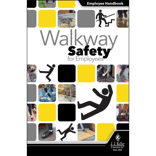 Walkway Safety for Employees - Employee Handbook (015192)