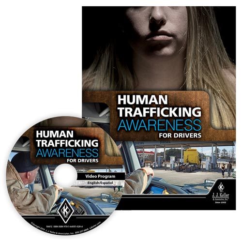 Human Trafficking Awareness for Drivers - DVD Training (015424)
