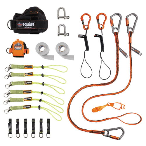 Iron and Steel Worker's Tool Tethering Kit (015479)