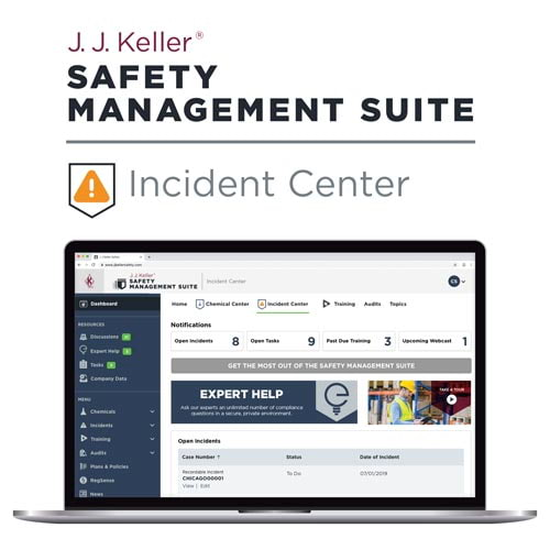 J. J. Keller® Incident Center (017280)