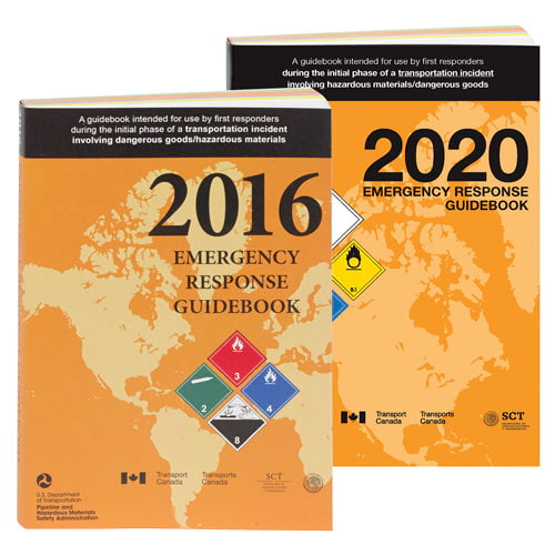 2020 Emergency Response Guidebook (ERG) (06014)