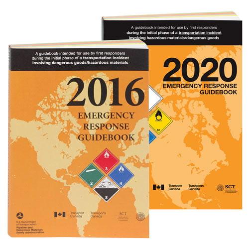 2020 Emergency Response Guidebook (ERG) (06014)