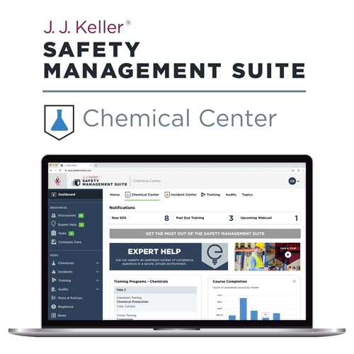 J. J. Keller® Chemical Center (017279)
