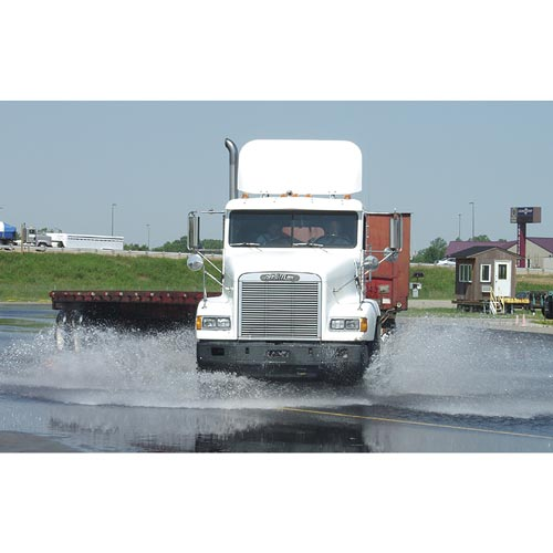 Entry-Level Driver Training Module 16: Skid Control/Recovery, Jackknifing, and Other Emergencies