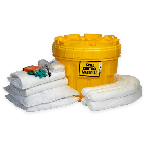 20-Gallon Eco-Over Pack Spill Kit (015725)