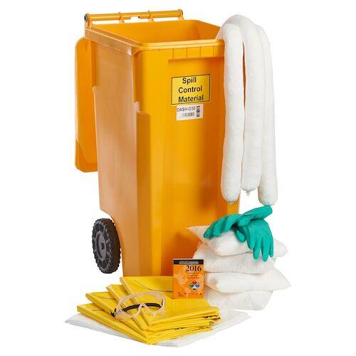 30-Gallon Wheeled Oil-Only Spill Kit (015572)