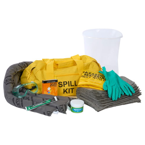 Small Truck Spill Kit in Duffel Bag - Universal (015591)