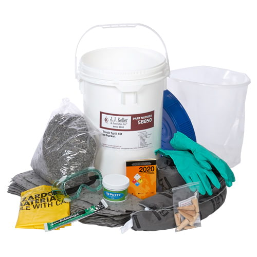 Truck Spill Kit in Bucket - Universal (015592)