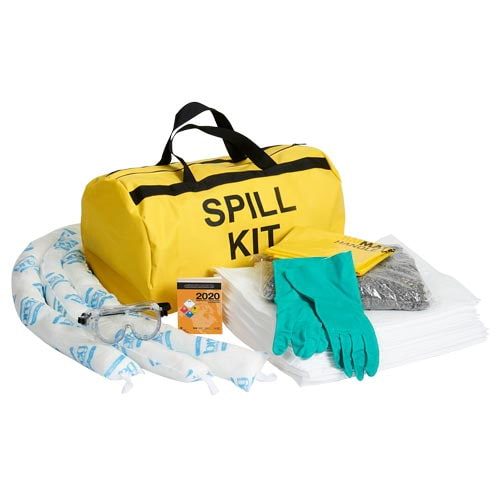 8.8-Gallon Forklift Spill Kit Bag - Universal (015594)