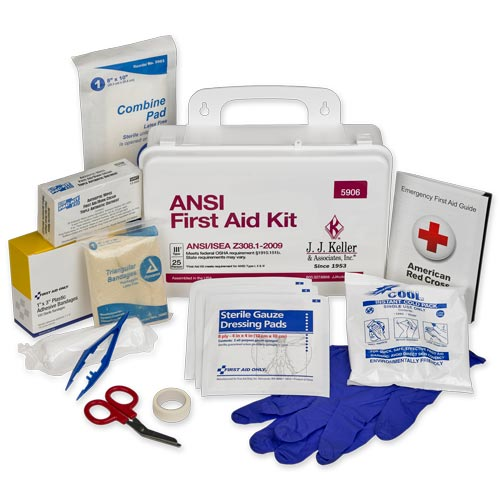 25-Person First Aid Kit (01841)