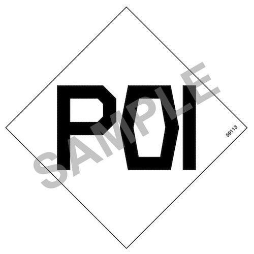 HazCom Symbol Package - Poisonous (015675)