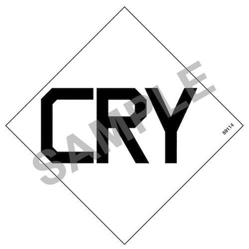 HazCom Symbol Package - Cryogenic (015676)