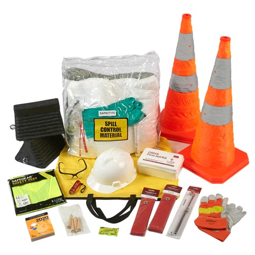 Truck Driver Deluxe Safety Kit (015742)