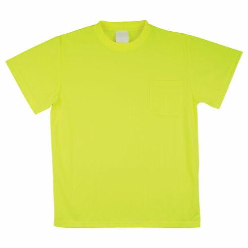 J. J. Keller™ SAFEGEAR™ Non-Certified Lime T-Shirt (015751)
