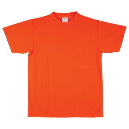 J. J. Keller™ SAFEGEAR™ Non-Certified Orange T-Shirt (015753)