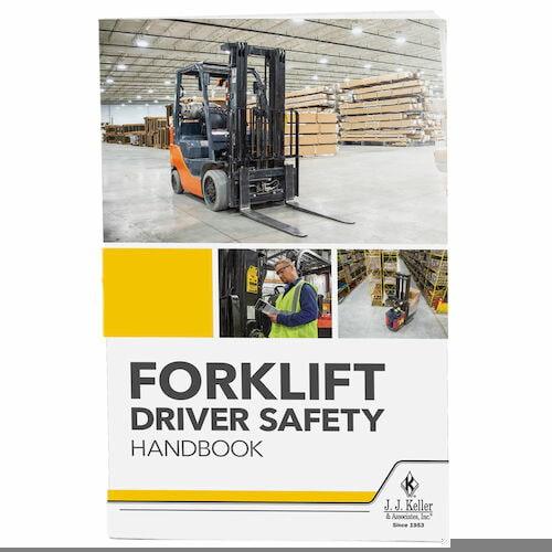 Forklift Driver Safety Handbook (015773)