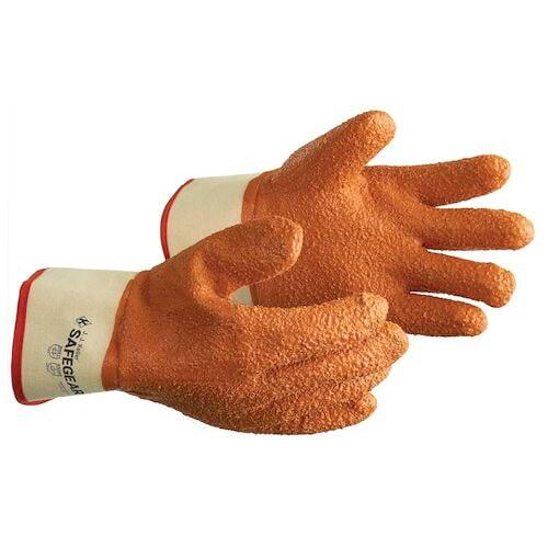 J. J. Keller™ SAFEGEAR™ Oil-Resistant PVC Gloves (015782)