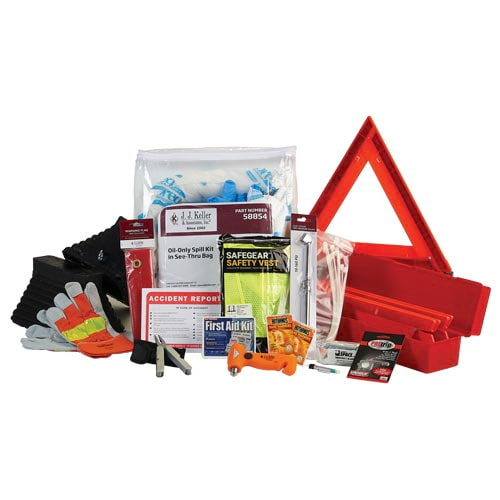Truck Driver Deluxe Emergency Kit (015896)