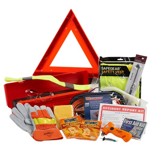 Auto/Van Vehicle Safety Kit (015897)